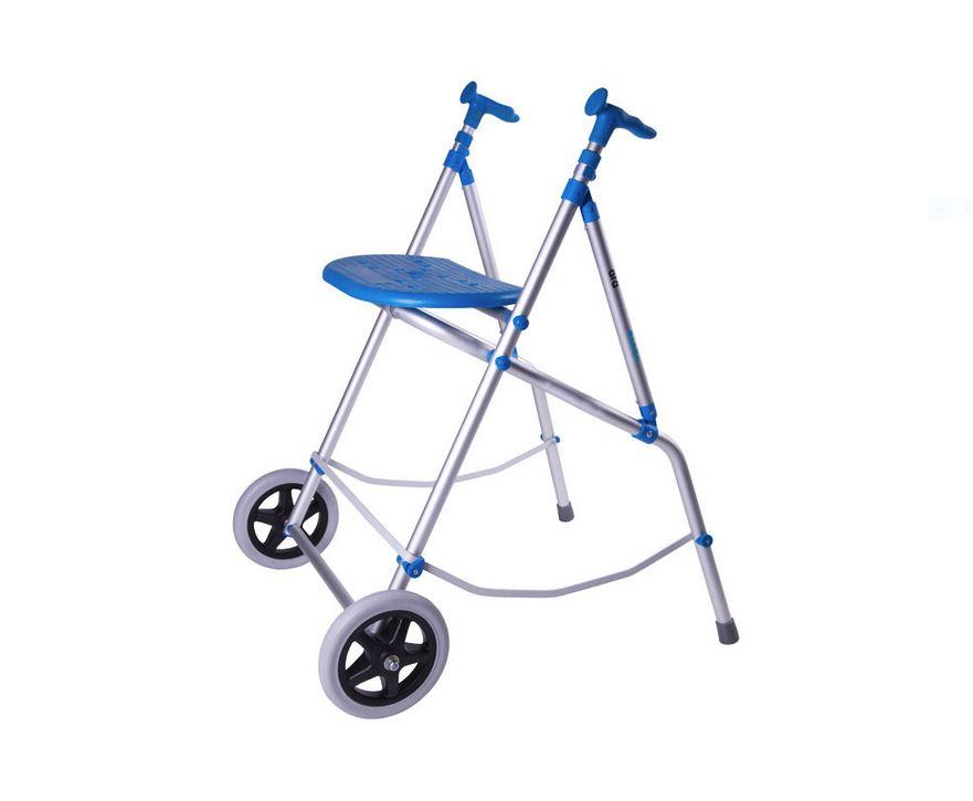 andador de alquiler ara azul